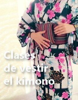 clases kimono kitsuke